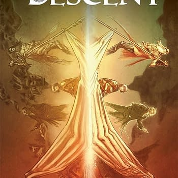 Her Infernal Descent #1 Review: Lynns Inferno or Blakes Divine Comedy