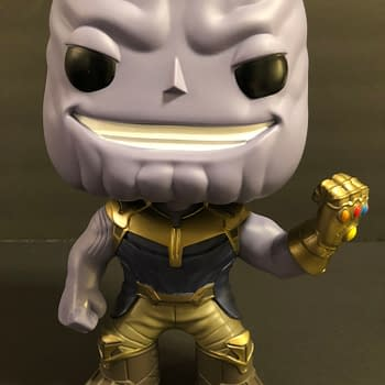 Lets Look At The Thanos 10 Inch Funko Pop And How Awesome It Is