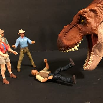Lets Take a Look at Some Jurassic World Figures Part 1: Humans
