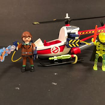 Real Ghostbusters Invade The Playmobil Ghostbusters Line