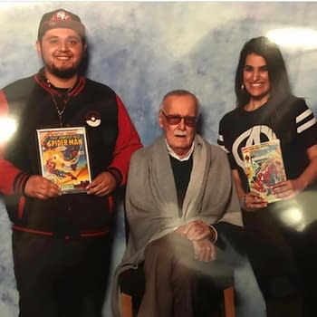 Fans Express Concern About Stan Lee at Silicon Valley Comic Con