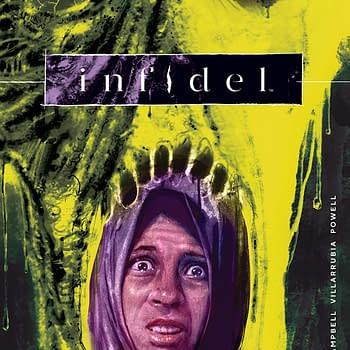 Infidel #2 Review: Continues to Terrify and Absorb the Reader