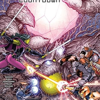 Infinity Countdown #2 Review: Fun Pretty but Not Substantial