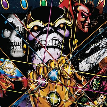 Countdown to Avengers: Infinity War – Looking Back at Infinity Gauntlet