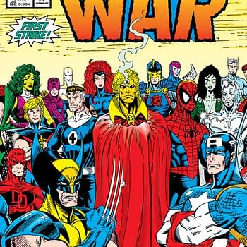 Countdown to Avengers: Infinity War – The Infinity War Comic Crossover