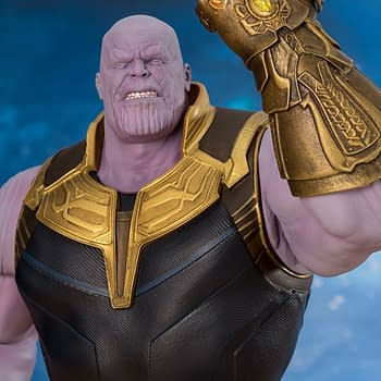 Thanos to Rule Your Kotobukiya Collection in November