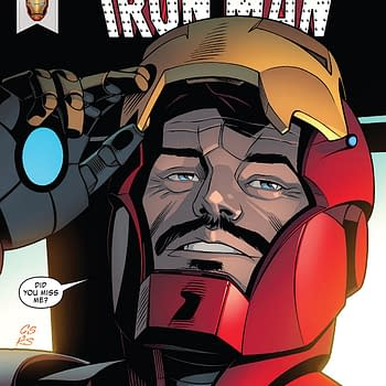 The Invincible Iron Man #599 Review: Dramatic Reveals are for Everyone
