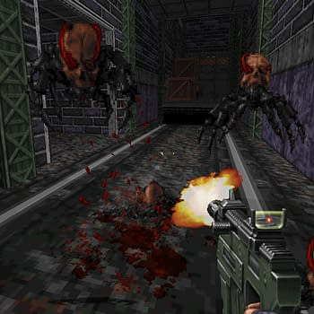Getting My Speedy Killer '90s Groove on in Ion Maiden