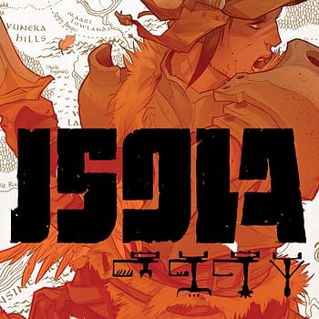 Isola #1 Advance Review: Beautiful Art and Subtle World-Building