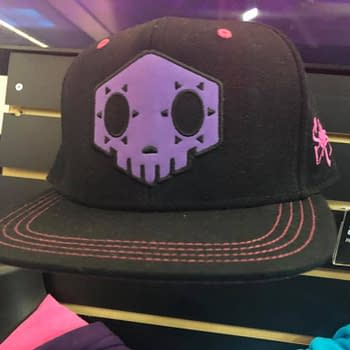 Checking Out Some of the Overwatch Goodies from Jinx at PAX East