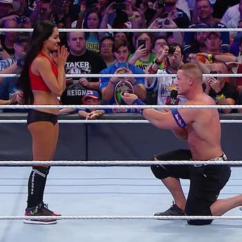 E News Spoils Total Bellas Says Nikki Bella and John Cena are Back Together