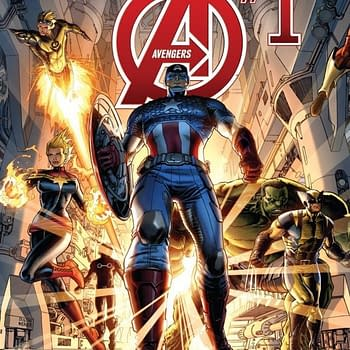 Get Every Issue of Jonathan Hickmans Avengers Run (Including Events) on Sale on ComiXology