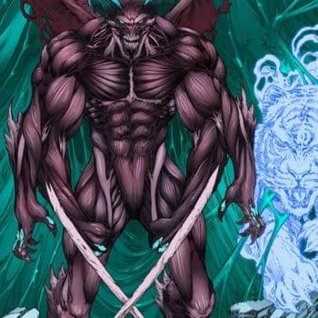 Process Art: A Look at Ediano Silva's Work on Killer Instinct #6