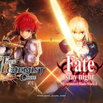 The Alchemist Code is Getting a Crossover with Fate/stay night Unlimited Bladeworks