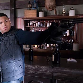 Legends of Tomorrow Season 3: The Return of Franz Drameh as Jefferson Jackson
