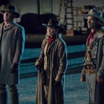 Legends of Tomorrow Cast Gets Jiggy in the Wild Wild West