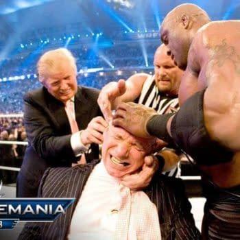 Donald Trump's Champion, Bobby Lashley, Returns to WWE