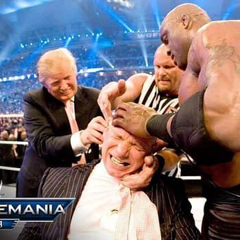 Donald Trumps Champion Bobby Lashley Returns to WWE