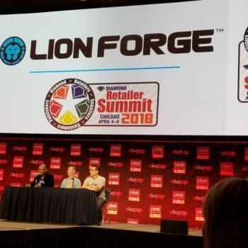 Lots of Changes at Lion Forge and Catalyst Prime, from the Diamond Retailer Summit