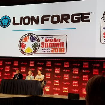 Lots of Changes at Lion Forge and Catalyst Prime from the Diamond Retailer Summit