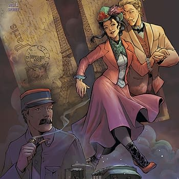 Mata Hari #3 Review: Still Good but Flaws are Beginning to Weigh it Down