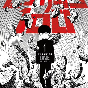 Dark Horse to Publish Mob Psycho 100 Manga by ONE This Fall