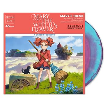Mondo Music Release of the Week: Mary and The Witchs Flower