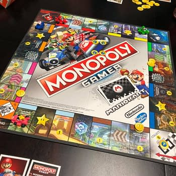 Playing With Hasbros Monopoly Gamer at PAX East
