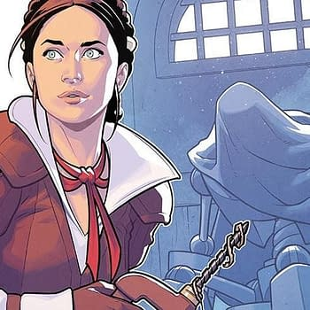 Monstro Mechanica #5 Review: Setting Up for Stories to Come