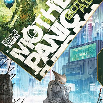 Mother Panic Gotham A.D #2 Review: The Sirens of the Future