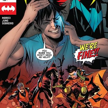 Nightwing #43 Review: The Talkative Trio