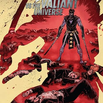 Ninjak vs the Valiant Universe #4 Review: A Fun and Dumb Finale