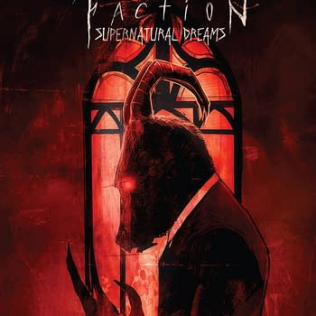 October Faction Supernatural Dreams #2 Review: Surprisingly Dull Demon-Hunting