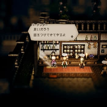 Square Enix Shows Off New Screenshots and Art for Octopath Traveler