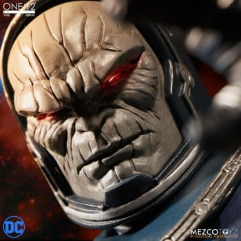 DC Comics Halloween Special – Are You Afraid Of Darkseid?