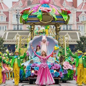 Disneyland Paris Introduces New Festival of Pirates and Princesses Parade
