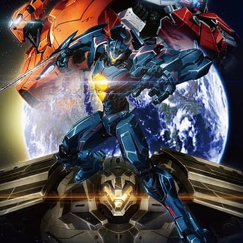 Pacific Rim Meets Mobile Suit Gundam in this New Promo Poster