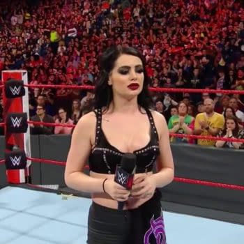 WWE Superstar Paige Would Prefer People Not Take Photos of Her While Sleeping