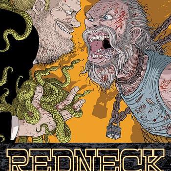Redneck #12 Review: Vampires in Waco Texas