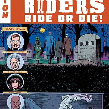 Rough Riders Ride or Die #3 Review: Leans into Melodrama and Tropes