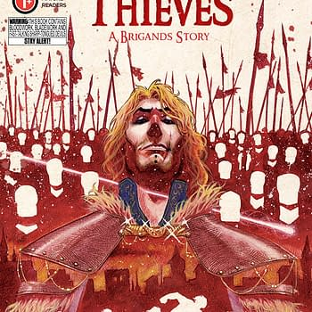 A Message from Ram V About His New Comic Brigands: Ruin of Thieves