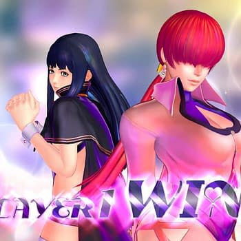 All the Jiggly Fighting You Could Need in SNK Heroines: Tag Team Frenzy