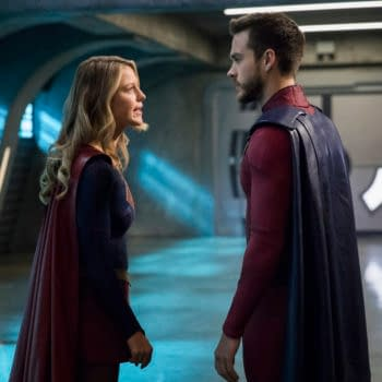 In Search of Lost Time supergirl season 3