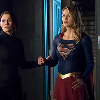 Supergirl Season 3: Supergirl and Saturn Girl Must Work Together