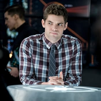 Jeremy Jordan Thanks the Fans Cast and Crew of Supergirl