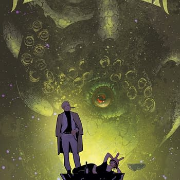 Preview: Mark Millar and Olivier Coipels The Magic Order – Will We Get News on Star Crusher