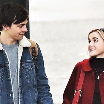 First Look at Kiernan Shipka as Sabrina in New Netflix Series