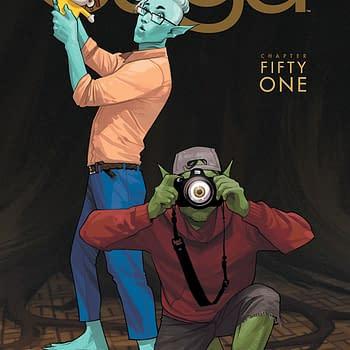 Saga #51 Review: I Dream of Robots
