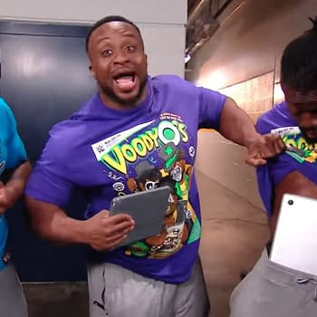 The New Day Experts at Hiding Electronics in Their Pants