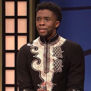 Black Panther Plays Black Jeopardy